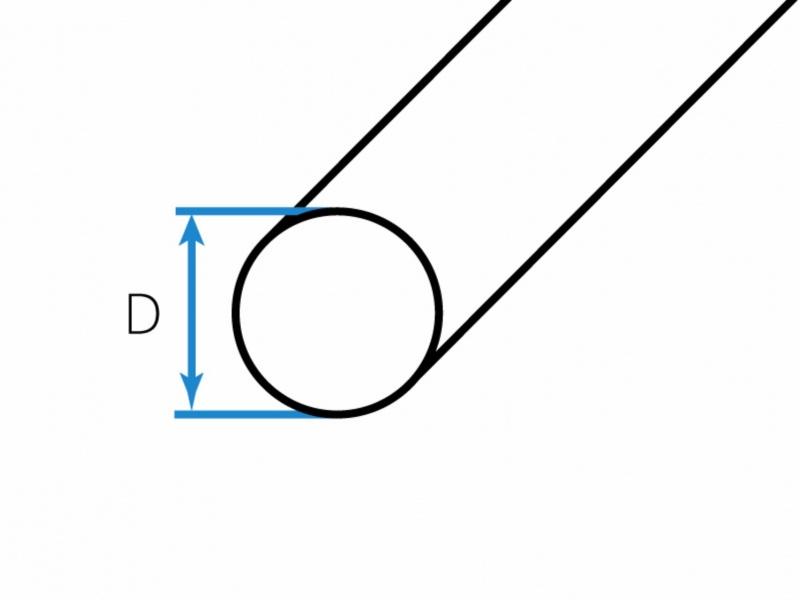 Hliníkovo - bronzové tyče kruhové