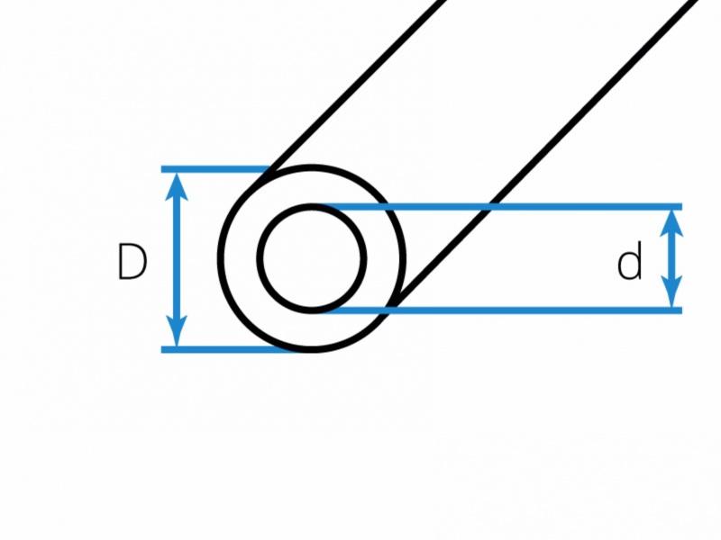 Hliníkové rúry kruhové